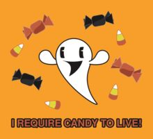 I Require Candy To Live! by Frank Pena