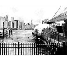 New York Photographic Print