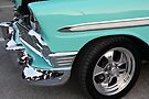 1956 Chevrolet Bel Air Chrome by AuntDot