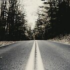 Driving After Dark. by Jennifer Bishop