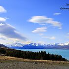 Aotearoa, the land of the long cloud by bambiisme