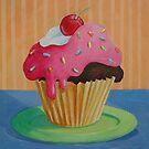 Cupcake 1 by nancy salamouny