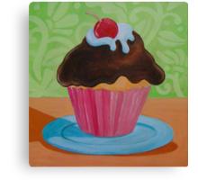 Cupcake 2 Canvas Print