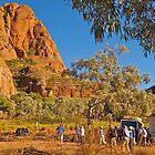 Admiring the view, Kimberley, WA. by johnrf