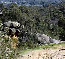 Perfect View from Perth Hills by TeAnne