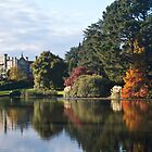 Sheffield Park in the Autumn by John Thurgood