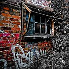 Urban Art  by niallkeay