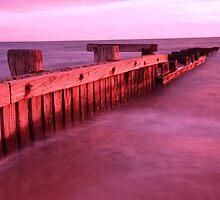 Mentone Beach by harshcancerian
