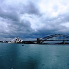 Sydney Opera House by alokojha