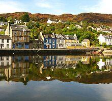 Tarbert, Argyll & Bute ~ Yes, Scottish Weather by artwhiz47
