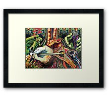 Hands Framed Print