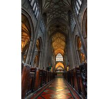 St Mary Redcliffe Church Photographic Print