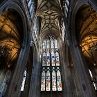 St Mary Church by Adrian Evans