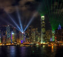 Symphony Of Lights by Paul Thompson Photography