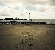 8000 miles USA : Family Dollar by Jeremy  Barré