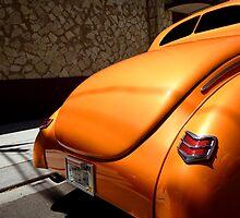 Pumpkin Roller by TinWoody