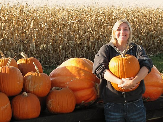 Pumpkins! by lorilee
