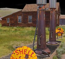 Old Gas pumps by the57man