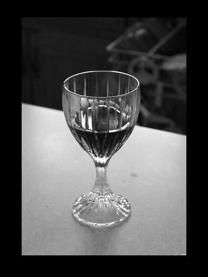 My Wine in Silence by Theodore Kemp