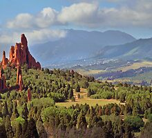 Garden of the Gods by algill