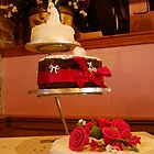 The Wedding Cake by Kassey Ankers