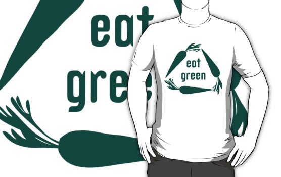 Eat Green by catdot