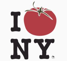 I TOMATO NEW YORK by yanmos