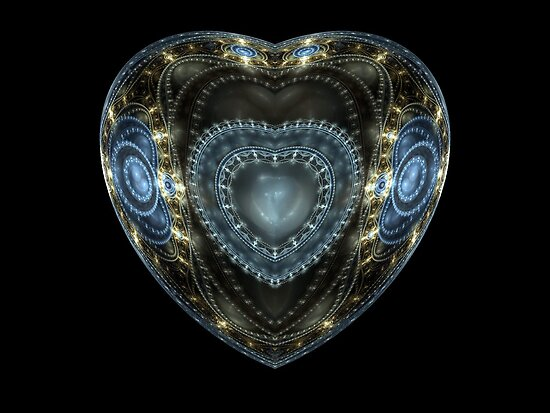 Treasured Heart by Esther Boshoff