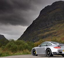 Porsche 997 Turbo S .... by M-Pics