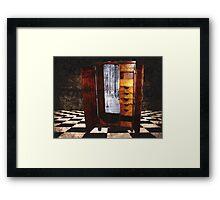 The Wardrobe Framed Print