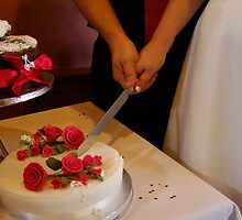 Cutting the Cake by Kassey Ankers