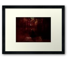From Hell Framed Print