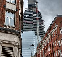 The Shaping of the Shard by DonDavisUK