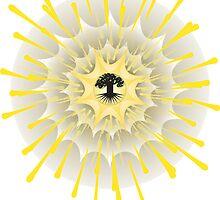 The Fountain - The Tree of Life by bleedart