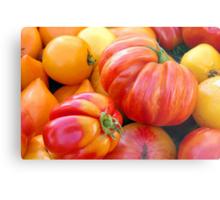 Tomatoes, Tomahtos! Metal Print