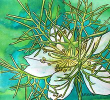 Barbara's Garden V by Alexandra Felgate