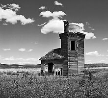 Ole' Water Tower by ShutterlyPrfct