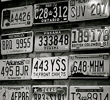 Global License Plates by Loveley Photography