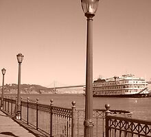 San Francisco in Sepia by Jaime Rice