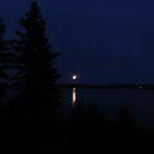 Moon Rising by Brady Flageole