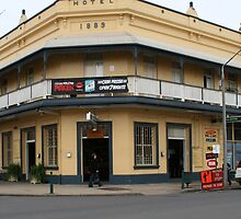 Hotel in Maryborough, Australia by bizzliz1