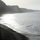 Eastern Dawn - the Jurassic coast. by Greybeard