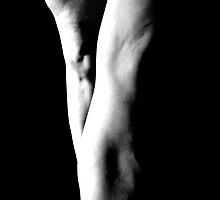Ballet Legs by Elana Bailey