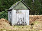 The Old Bike & Shed - Glencoe, Scotland by dawnandchris