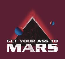 Get Your Ass to Mars by synaptyx