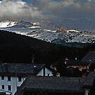 Pontresina Switzerland by Monica Engeler