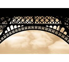 Eiffel tower in lingerie by leicaddicted