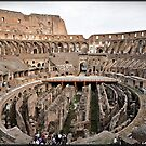 ROME - Colosseum at daylight # 2 - October 10th 2010 - by Daniela Cifarelli