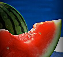 watermelon by kgphoto