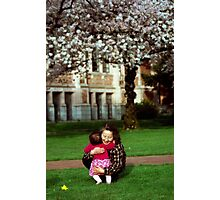 The Happiness of Time Spent With Family 1 Photographic Print